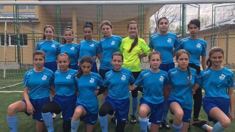 Две победи и равен за девойките на Дунав до 15 г. от турнир
